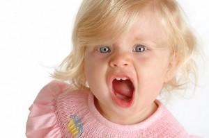 Ребенок стал капризным - что делать?