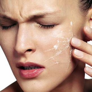 Почему кожа сухая