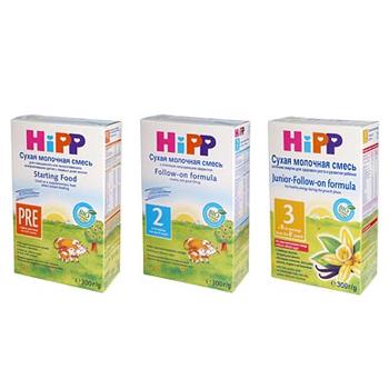 Молочные смеси для детей - популярные марки и отзывы