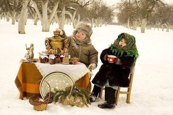 Лучшие игры на улице зимой