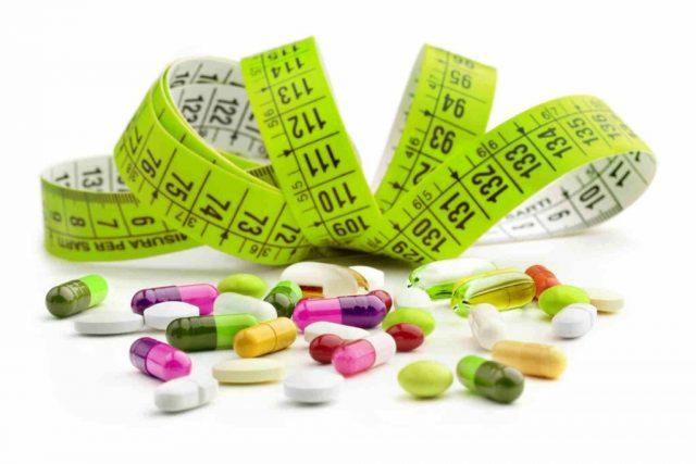 Таблетки «от аппетита»