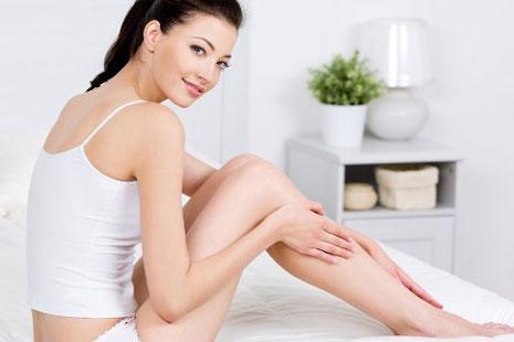 Эпиляция воском в домашних условиях - подготовка кожи