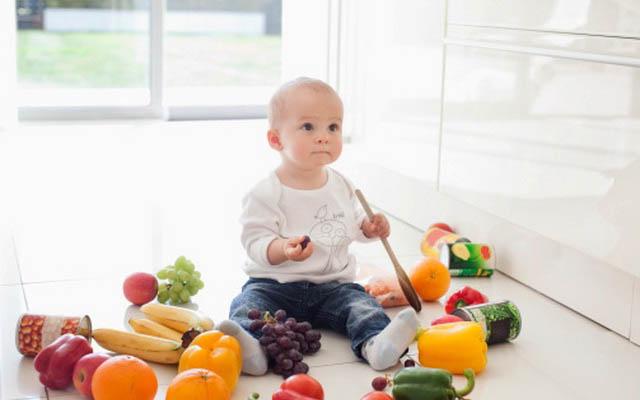 Детское питание и результаты контрольной закупки