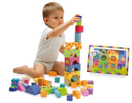 Игрушки, которые интересны для детей до 3 лет