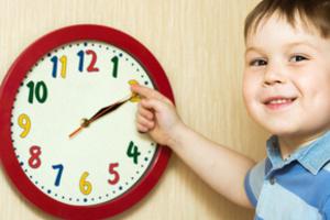 Режим дня у малыша 2-3 лет
