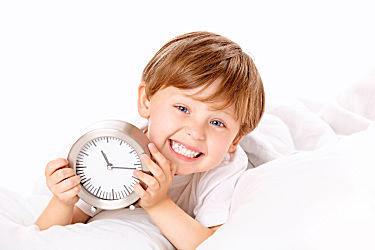 Распорядок дня ребенка 1–3 года