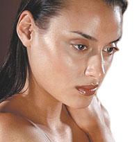 Причины жирной кожи лица и тела - неправильный уход