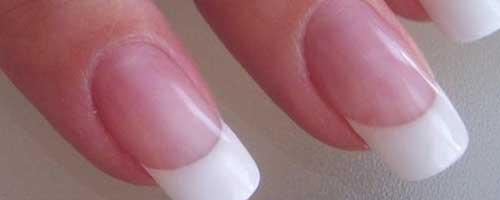 Домашнее наращивание ногтей гелем на типсах