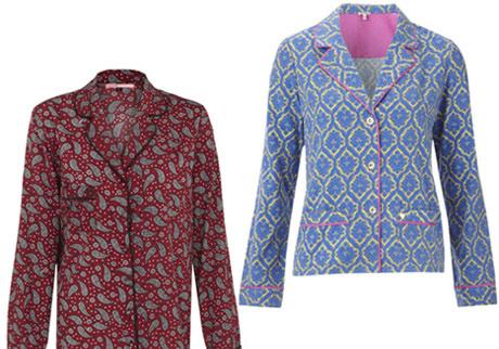 Модная женская одежда для дома - домашние брюки и рубашки