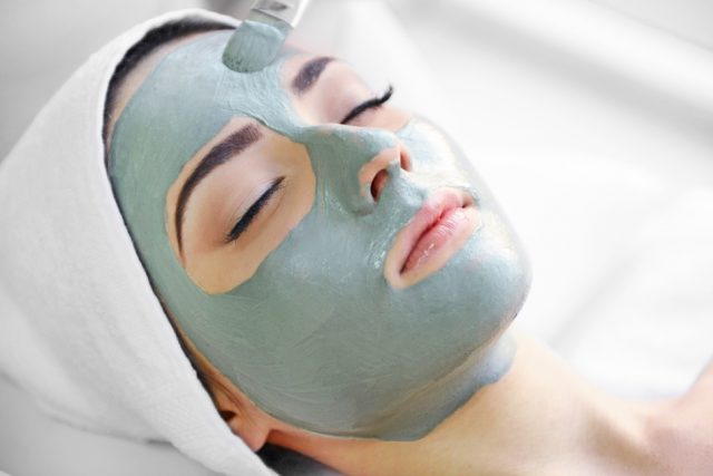 Альгинатные маски