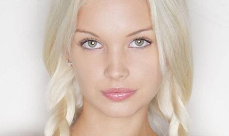 Модные волосы 2013 - холодный блонд