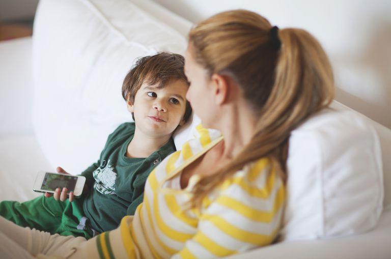 Признаки РРП у ребенка - диагностика