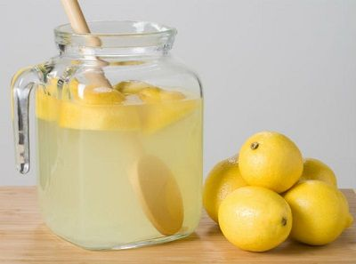Лимонад для летней жары