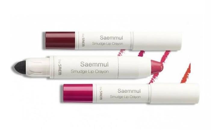 SAEMMUL: «Smudge Lip Crayon»