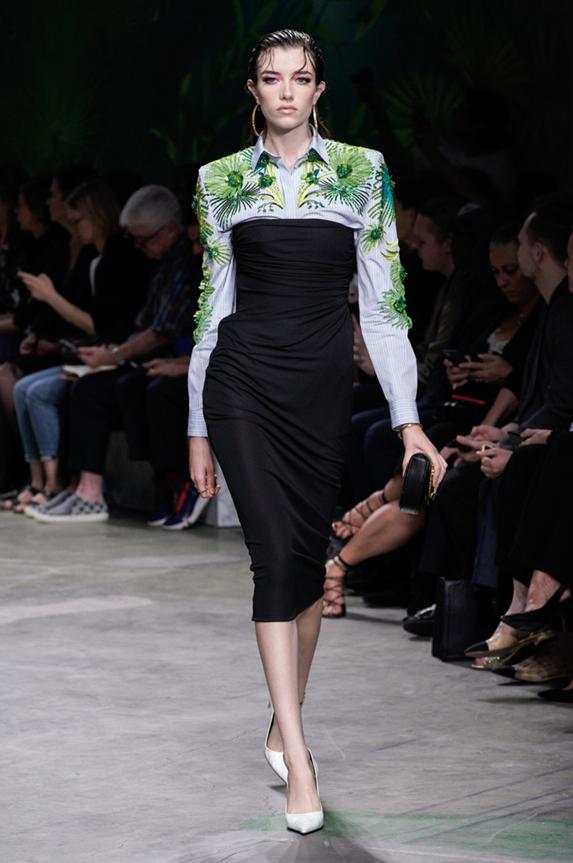 Блузки модные тенденции8