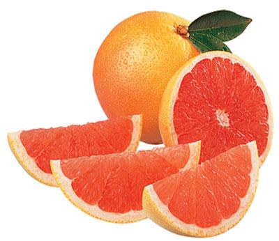 Полезные фрукты при беременности - грейпфрут