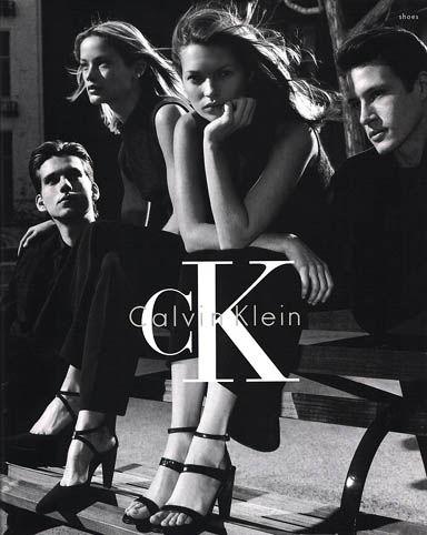 Одежда от Calvin Klein: Лаконичность и минимализм