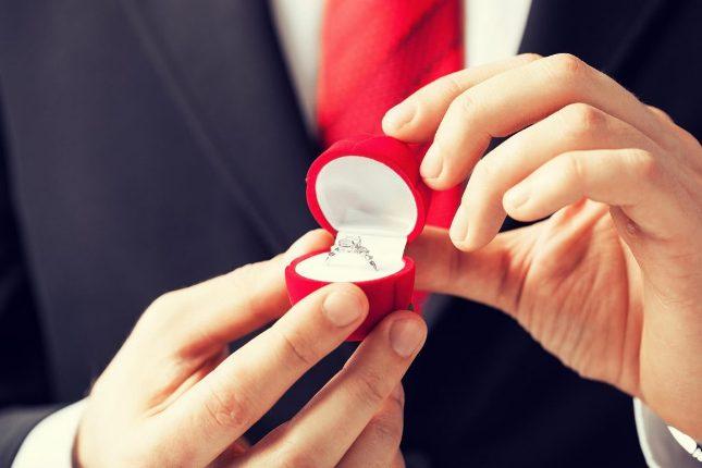 Предложение руки и сердца для женщины Стрельца