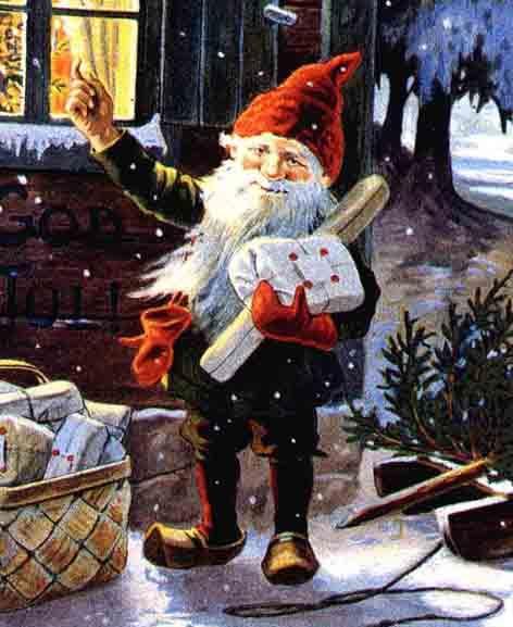 Братья Деда Мороза вразных странах