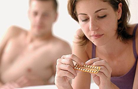 Гормональные контрацептивы