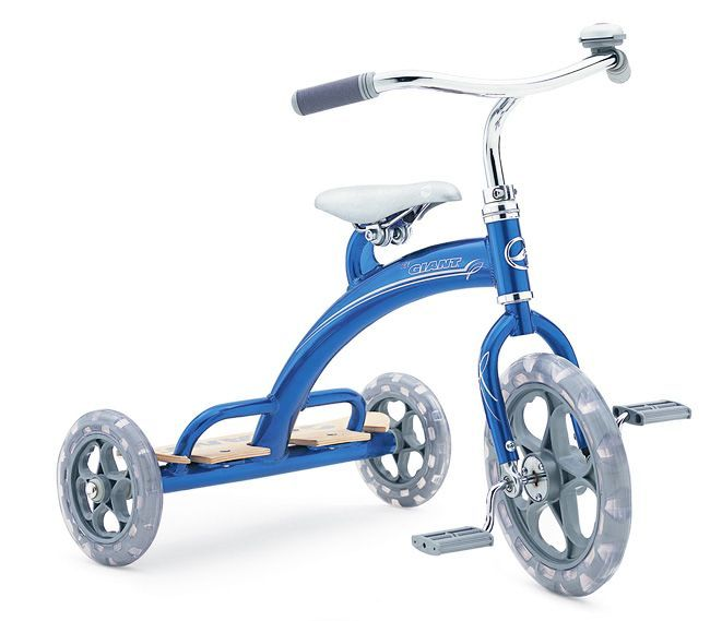 Трехколесный велосипед Giant Lil Trike