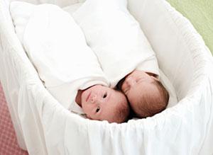Кроватка для двойни