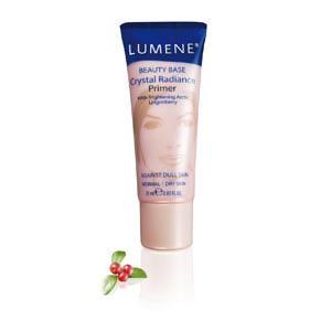 База под макияж Lumene Beauty Face Crystal Radiance