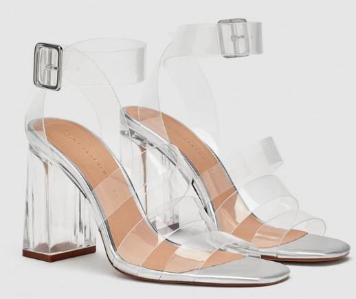 Если вы обожаете каблуки, обратите внимание на эту модель от Zara за 3999 руб.