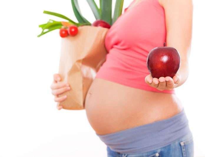 Списки полезных и вредных продуктов при беременности - что можно и нельзя есть