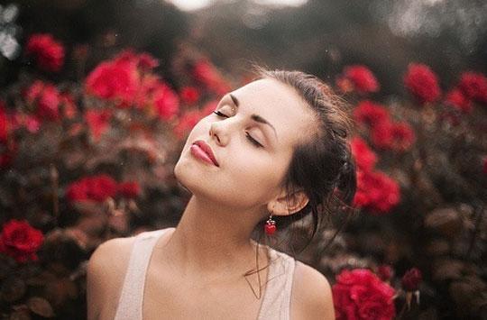 Форма губ и характер девушки