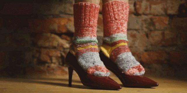 Как растянуть лакированную обувь в домашних условиях