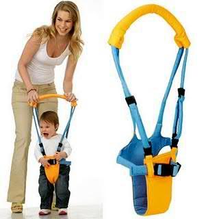 Детские ходунки - в каком возрасте их можно использовать?