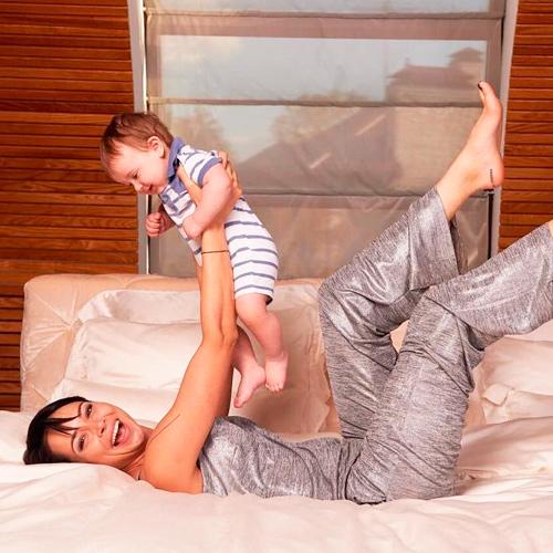 фото с ребенком