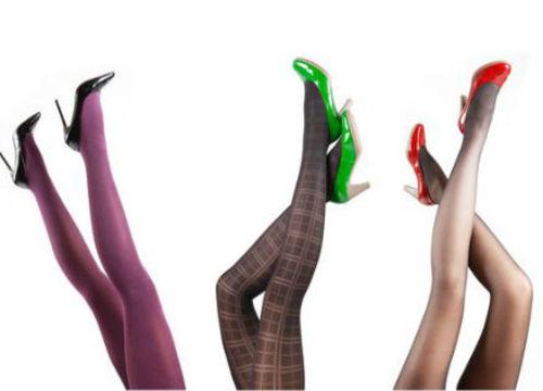 Как правильно подбирать и носить колготки - 6 модных колготок и луков с ними