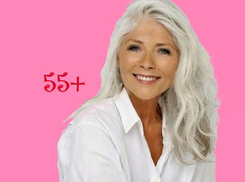 Календарь красоты женщины 55-59 лет - право на молодость при правильном уходе