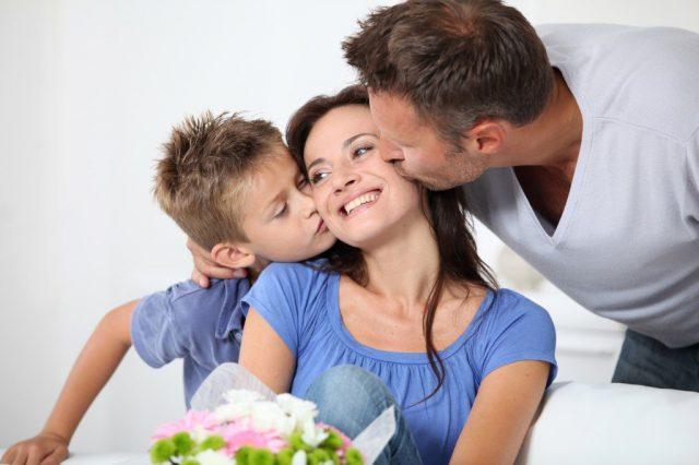 Какой должна быть мама для своих детей