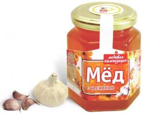 Как удалить бородавку в домашних условиях чесноком с мёдом