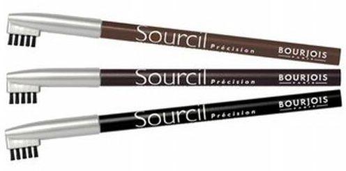 """Стойкие карандаши для бровей Bourjois: """"Sourcil Precision"""""""