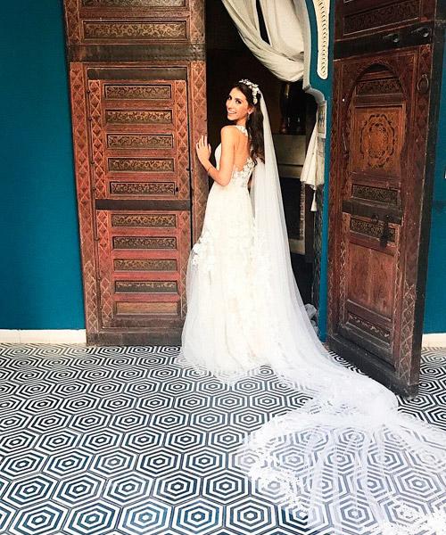 особенное платье невесты