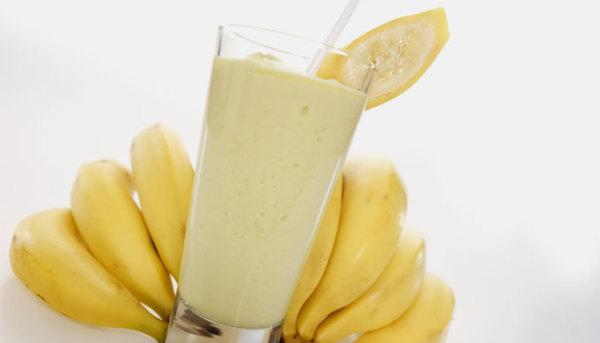 банан в рационе