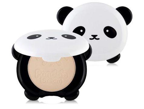 "Естественная пудра для лица Tony Moly: ""Panda's Dream"""