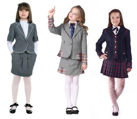 Школьная форма 2013-2014 учебного года для девочек