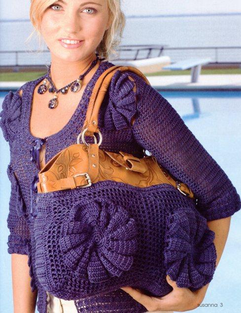 Модные зимние сумки на зиму 2012 - 2013
