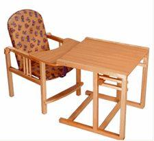 Разборный деревянный стульчик