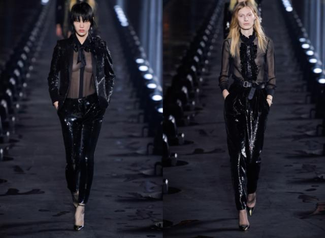 Блузки модные тенденции7