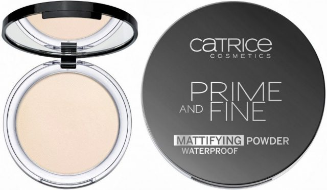 Catrice Prime and Fine Mattifying