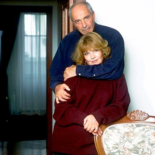 семейная пара - Остроумова и Гафт