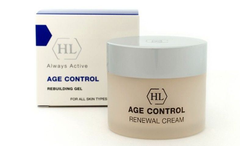 "HOLY LAND: ""Age Control Renewal Cream"""