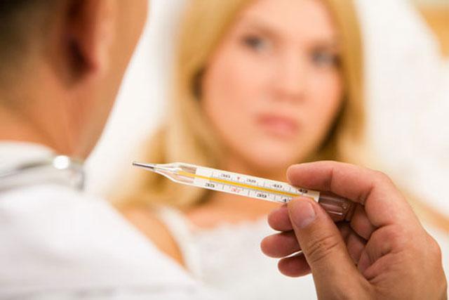 Повышенная температура тела при беременности – норма или отклонение
