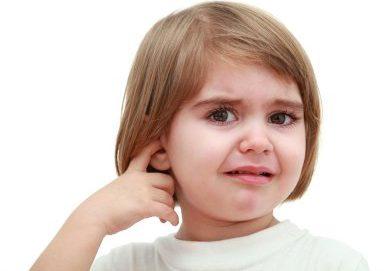 Компресс на ухо взрослому или ребенку